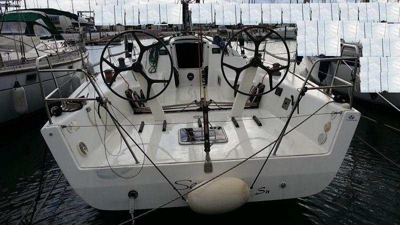 a 40 rc bateau voilier archambault bateau occasion philibert plaisance. Black Bedroom Furniture Sets. Home Design Ideas