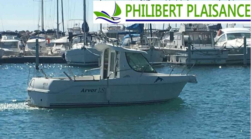 ARVOR 18 FISHING
