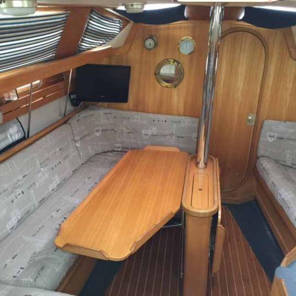feeling 326 bateau voilier kirie bateau occasion philibert plaisance. Black Bedroom Furniture Sets. Home Design Ideas