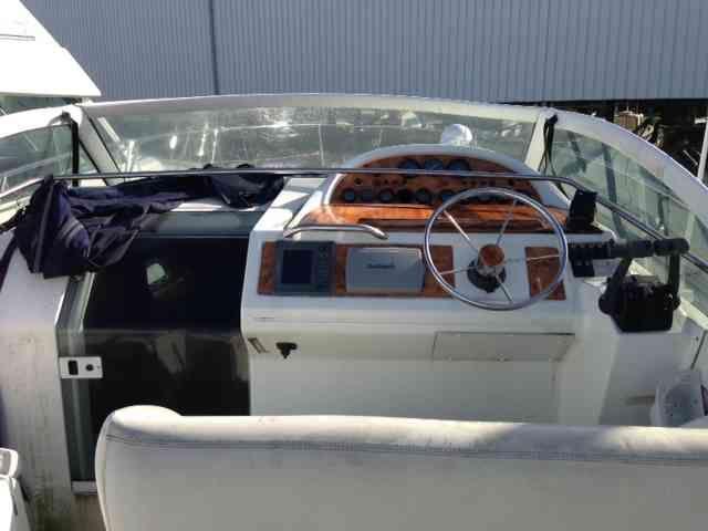 flyer viva 920 bateau  u00e0 moteur beneteau   bateau occasion