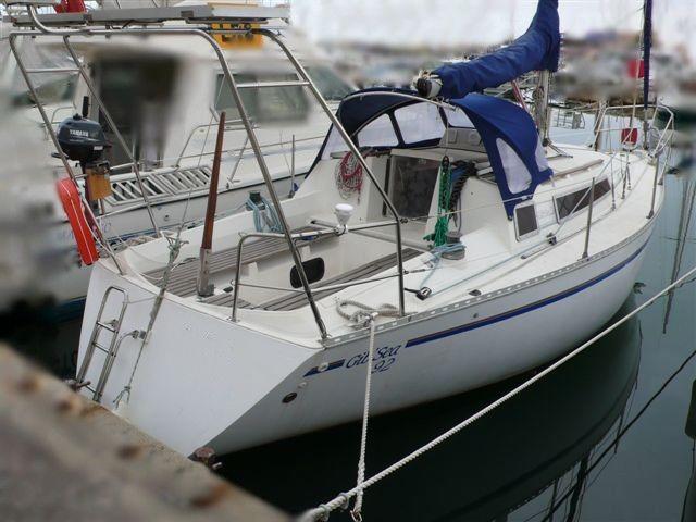 gib sea 92 bateau voilier gibert marine bateau occasion philibert plaisance. Black Bedroom Furniture Sets. Home Design Ideas