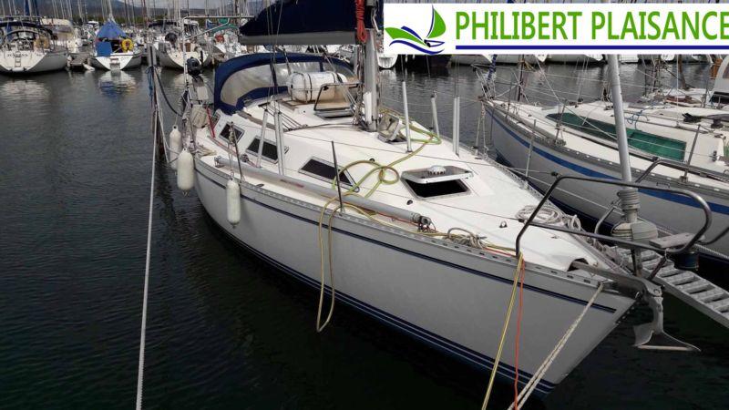 gib sea 352 master bateau voilier gilbert marine bateau occasion philibert plaisance. Black Bedroom Furniture Sets. Home Design Ideas
