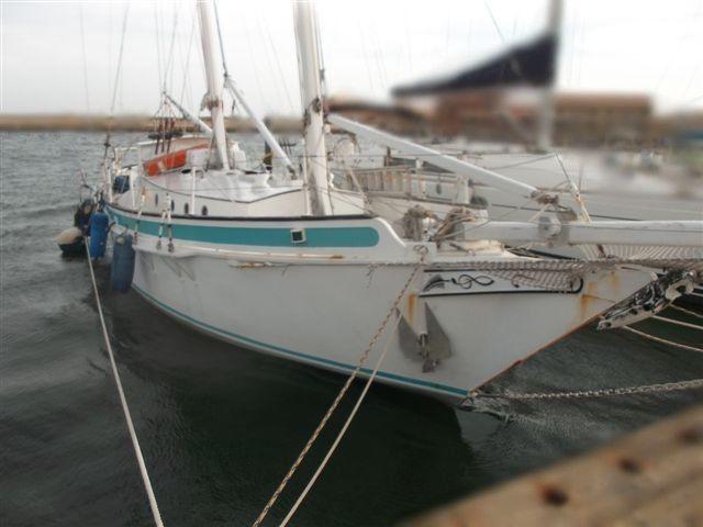 goelette schpountz 38 40 bateau voilier klein robert