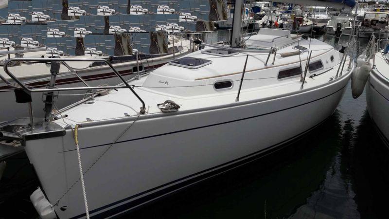 hanse 315 bateau voilier hanse bateau occasion philibert plaisance. Black Bedroom Furniture Sets. Home Design Ideas
