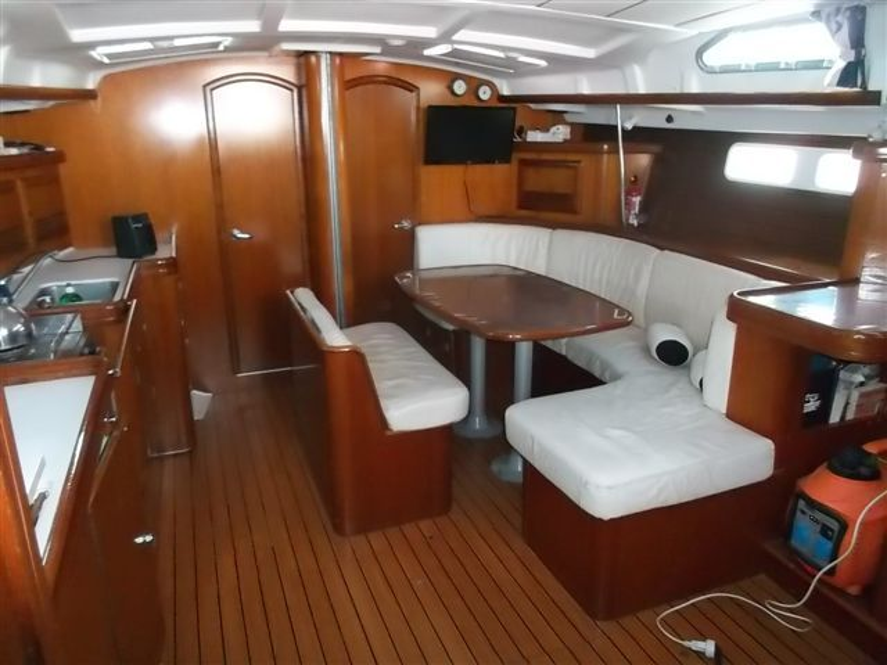 oceanis 473 clipper bateau voilier beneteau bateau occasion philibert plaisance. Black Bedroom Furniture Sets. Home Design Ideas