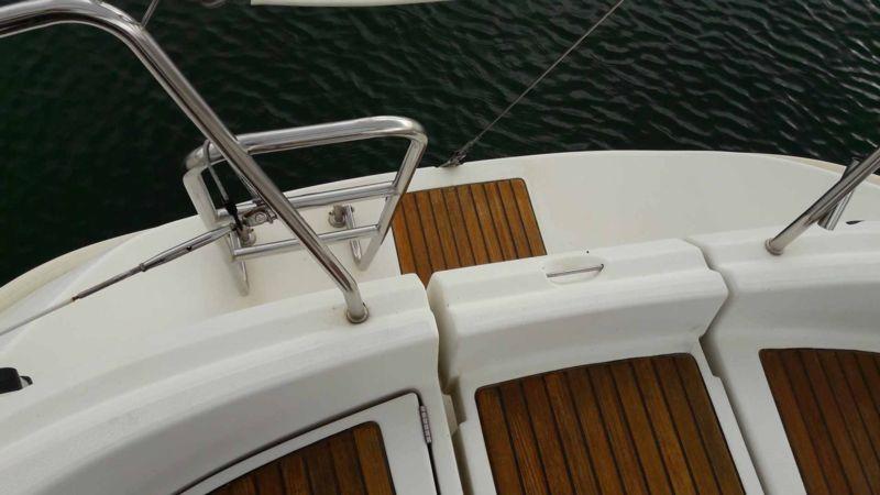 oceanis 311 clipper bateau voilier beneteau bateau occasion philibert plaisance. Black Bedroom Furniture Sets. Home Design Ideas