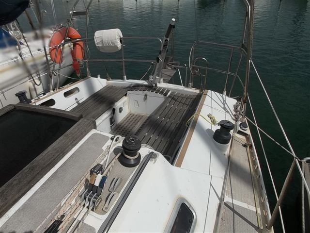 ovni 30 bateau voilier alubat bateau occasion philibert plaisance. Black Bedroom Furniture Sets. Home Design Ideas