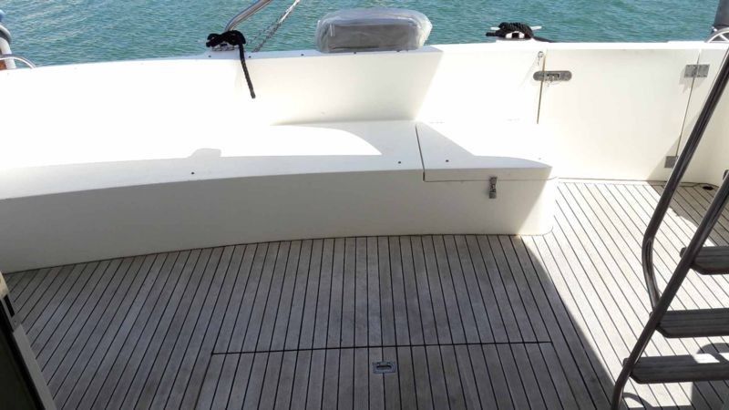MARINE PROJECT PRINCESS 470 FLY