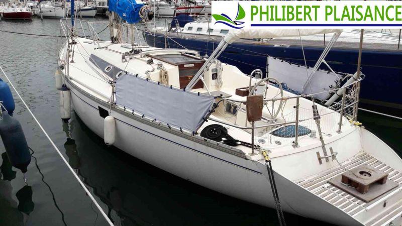 sun fizz bateau voilier jeanneau bateau occasion philibert plaisance. Black Bedroom Furniture Sets. Home Design Ideas