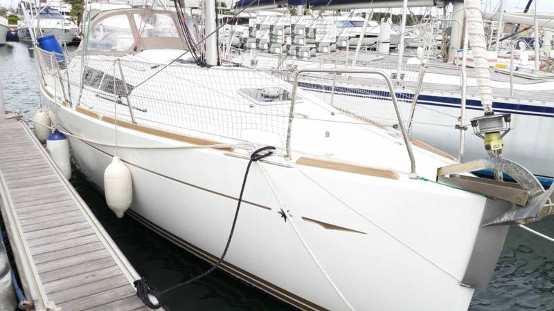 sun odyssey 33 i bateau voilier jeanneau bateau occasion philibert plaisance. Black Bedroom Furniture Sets. Home Design Ideas